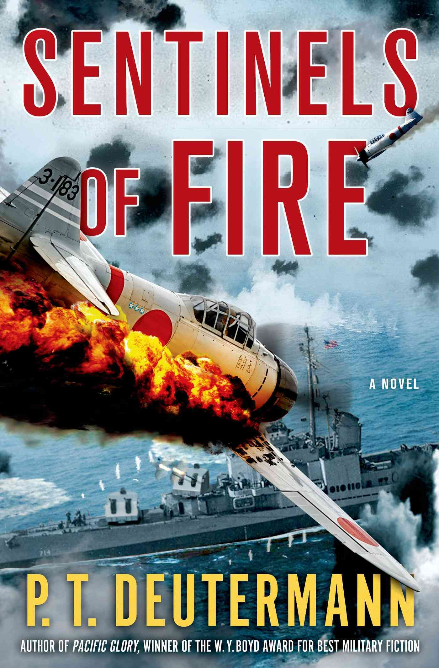 Sentinels of Fire By Deutermann, Peter T.
